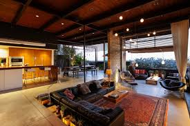100 Loft 44 Photo 3 Of 20 In Midcentury Modern Home With Industrial