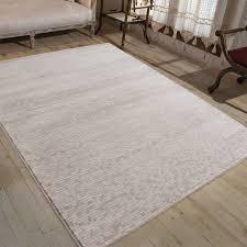 160x230 cm acryl wohnzimmerteppich beige hochwertig mit konturstruktur my1860j