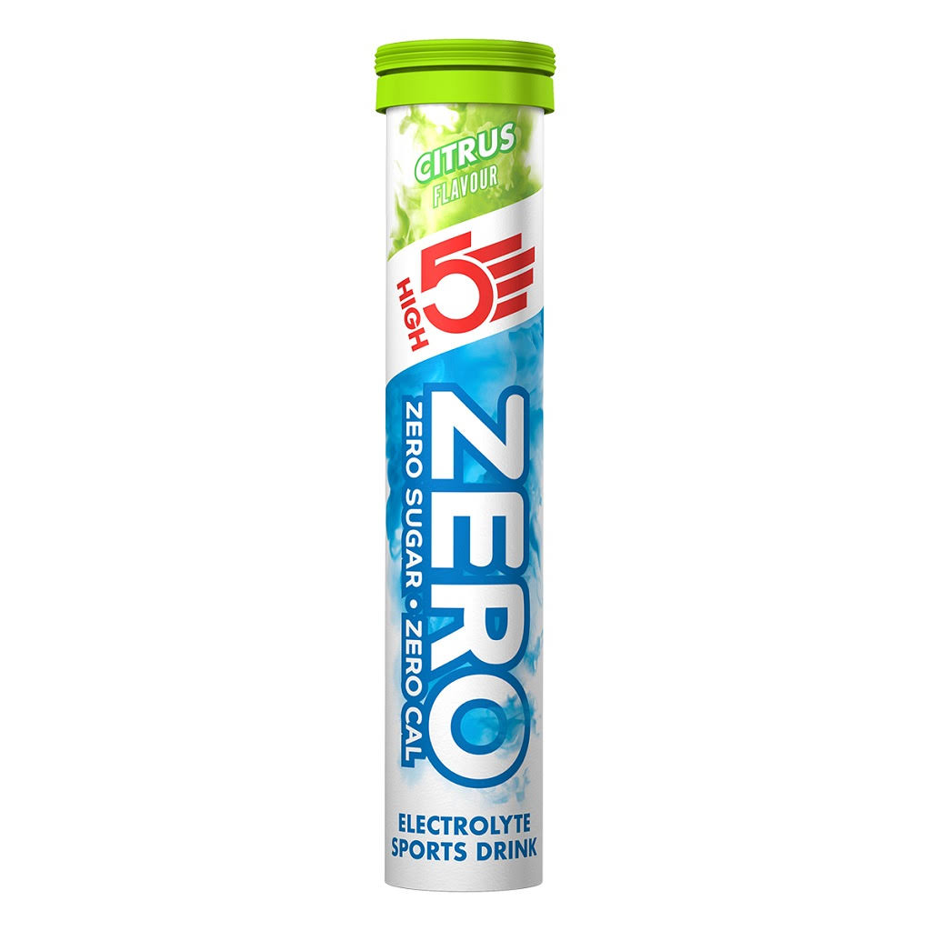 High 5 Zero Electrolyte & Magnesium Sports Drink - Citrus, 80g