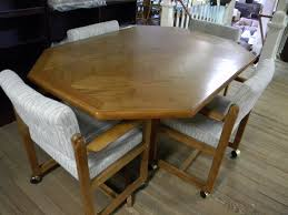 Dinette Sets With Caster Chairs by 5 Piece Dinette Set 379 95 Furniture And Beds Of Oregon