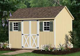Rubbermaid 7x7 Gable Storage Shed by Storage Shed Kits Sears Storage Designs