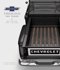 100 Classic Industries Chevy Truck Chevrolet S 100 Years Of Building The Future Larry Edsall