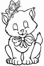 Free Coloring Pages Of Animals Images Photos