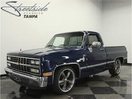 1986 Chevrolet Silverado For Sale | ClassicCars.com | CC-980856