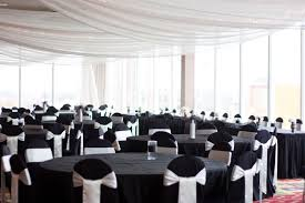 BELLA AMORE EVENTS BLOG: Millennium Hotel Minneapolis, MN Wedding ... Black Tablecloths White Chair Covers Holidays And Events White Black Banquet Chair Covers Hashtag Bg Sashes Noretas Decor Inc Cover Stretch Elastic Ding Room Wedding Spandex Folding Party Decorations Beautifull Silver Sash Table Weddings With Classic Set The Mood Joannes Event Rentals Presyo Ng Washable Pink Wedding Sashes Napkins Fvities Mns Premier Event Rental Decor Floral Provider Reception Room Red Interior
