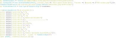 XAttacker New Web Exploit Tool Found In The Wild