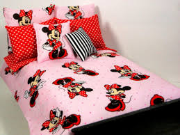 minnie mouse bedding twin set bed frames minnie mouse twin bed