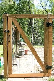 100 Building A Garden Gate From Wood Perfect Diy CQ94 Roccommunity