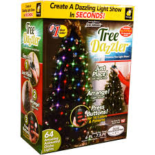 Ebay Christmas Trees With Lights by As Seen On Tv Tree Dazzler Walmart Com