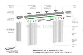 Motorized Curtain Track Manufacturers by Brilliant Font B Curtain B Font Font B Rods B Font 150cm Width