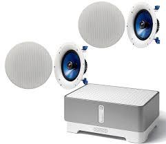 Sonos Ceiling Speakers Amazon by Sonos Speakers Ceiling Pranksenders