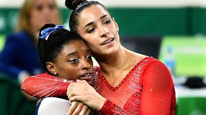 Simone Biles Floor Routine Score by Simone Biles Wins The Women U0027s All Around Olympic Gold Medal La Times