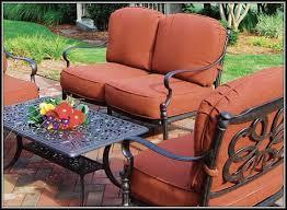Patio Bench Cushions Walmart by Walmart Patio Furniture Seat Cushions Patios Home Decorating