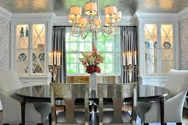 Built In China Cabinet Astonishing Dining Room On Modern