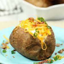 Try Crock Pot Baked Potatoes For A Simple Meal In Without