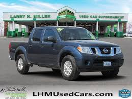 Pre-Owned 2015 Nissan Frontier Crew Cab Pickup In Sandy #GC0039 ...