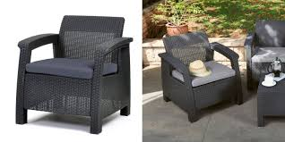 25 Best Patio Chairs To Buy Right Now Inverness Outdoor Armchair Serena Lily The Side Tabled Wicker Hammacher Schlemmer Contemporary Coast Black Harbour Armchair Alabama By Talenti With Iroko Wood Frame Kettal Basket Pac City Pinterest Outdoor Planasol Devon Blake Kwila Skarp White Ikea Paulistano Design Within Reach Maritime Luxdecom