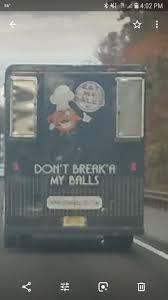 100 Balls For Truck Meatball Truck Eat My Balls Funny