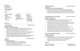 Please Critique My Resume, For Social Media/digital ... Social Media Manager Resume Lovely 12 Social Skills Example Writing Tips Genius Pdf Makeover Getting Riley A Digital Marketing Job Codinator Objective 10 To Put On Letter Intern Samples Velvet Jobs Luxury Milton James Template Workbook Package Ken Docherty Computer For Examples Floatingcityorg Write Cover Career Center Usc