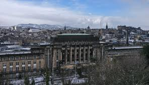 100 Edinburgh Architecture Art Deco In Cobble Tales