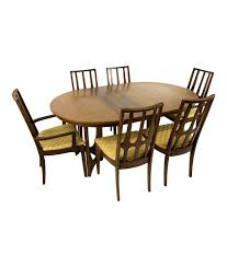 Broyhill Brasilia Round Dining Table And Dining Chairs - Set Of 6 10 Upholstered Ding Chairs Cabriole Legs Lloyd Flanders Round Back Wicker Chair Arenzville Mahogany Wood Pedestal Table With 6 Set Pre Order Aria Concrete Granite Ding Table 150cm 4 Jsen Leather Chair Package Small In White Velvet Pink Rhode Island Kaylee Bedford X Rustic 72 With 8 Miles Round Ding Suite Alice Chairs A334b 1pc And A304 4pcs Patrick Milner Modern Dinette 5 Pieces Wooden Support Fniture New Tyra Glass On Gloss Latte Nova Seater