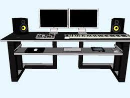 New Home Studio Desk