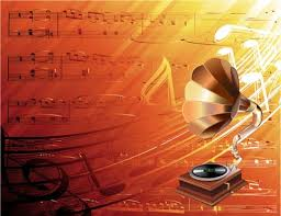 Music Background Vector EPS