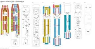 Majesty Of The Seas Deck Plan Codes by Empress Of The Seas Deck Plans Diagrams Pictures Video