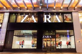 Fashion Zara Opens First Ever Click And Collect Store In London
