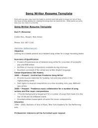 How To Write Resume Summary Best Examples You Will See Writing S Format Samples Song Burt