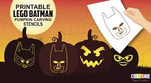 Batman Face Pumpkin Carving Stencils by 12 Hours Of Halloween These Lego Batman Pumpin Carving Stencils