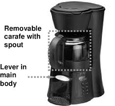 Back To Basics Coffee Solution Coffeemaker 37