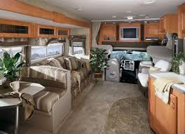 Motorhome Interior Design