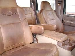 How To Install Super Duty King Ranch Seats In A 94 Crewcab