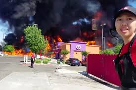 Panda Express Employees Capture Horrific Oil Tanker Explosion On ... Russian Truck Gas Explosion Hd Tanker Truck Fire Kills More Than 100 People In Gerianile Tanker Fire Kills Driver Temporarily Shuts Down I270 And Us Explodes Closing I94 Near Detroit Chicago Tribune Overturned Causes Massive Atwater Driver Dies At The Scene Propane Gas Explosions In Jackson Hole Wy At Amerigas Nevada County Wreck Update Authorities Recover Victims Of Fatal Arrested Umvoti Drivers Released Zuland Obsver Explosion Gnville The Daily Gazette Injuries From Modern Sales Pittston Pa Watch A Fuel Burst Into Massive Fireball On Louisiana Energy Accidents Wikipedia