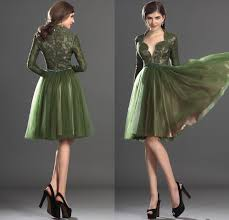 2015 modest olive green prom dresses from eiffelbride with