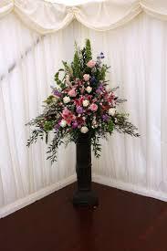 Gerbera Corner Pedestal Sink by 12 Best Pedestal Flowers Images On Pinterest Flower Arrangements