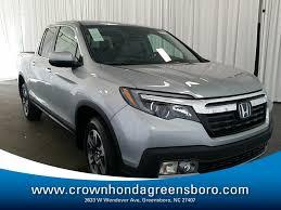 New 2019 Honda Ridgeline RTL-E AWD For Sale In Greensboro NC  