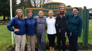 100 Pennswoods Trucks Lady Owls Godding Ties For First At North Penns Woods Golf