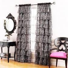ruffle curtain panels foter