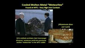 100 Bart Voorsanger 911 The Molten Steel At Ground Zero Is Scientific Proof The