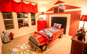 Tuscany Fire Truck Room | A2A Kidkraft Firetruck Step Stoolfiretruck N Store Cute Fire How To Build A Truck Bunk Bed Home Design Garden Art Fire Truck Wall Art Latest Wall Ideas Framed Monster Bed Rykers Room Pinterest Boys Bedroom Foxy Image Of Themed Baby Nursery Room Headboard 105 Awesome Explore Rails For Toddlers 2 Itructions Cozy Coupe 77 Kids Set Nickyholendercom Brhtkidsroomdesignwithdfiretruckbed Dweefcom Carters 4 Piece Toddler Bedding Reviews Wayfair New Fniture Sets