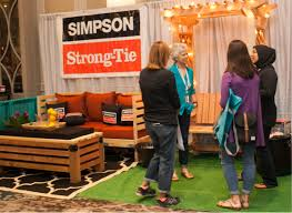 Simpson Decorative Joist Hangers by Simpson Strong Tie Introduces Outdoor Accents Decorative Hardware