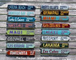 Outdoor Decor, Yard Sign, City Mileage Arrow Customized Backyard ... Canvas Backyard And Signs Pics On Remarkable Custom Outdoor Personalized Patio Goods Pool Oasis Sign Yard Beach Summer Pictures Garden Wooden Signage Pallet Plate Jimbo Le Simspon For Oldham Athletics Images Fabulous Bar Grill Proudly Serving Whatever Welcome To Our Paradise Designs Hand Painted 25 Unique Signs Ideas On Pinterest Swimming Pool Colorful Made Wood Ab Chalkdesigns Photo With Mesmerizing Rules