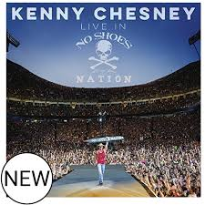 Kenny Chesney Old Blue Chair Live by Live In No Shoes Nation Cd Kenny Chesney