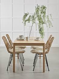 NEW Nord Oak Dining Table   £795.00   Port Set Of Two Mid Century Modern Accent Chairs In Blonde Oak And Black Find More Table With Leaf 4 150 Poos New Price Shop Copper Grove Siuslaw Finished Ding Chair 2 Riga 5 Pce Suite Focus On Fniture Simpli Home Draper 7piece With 6 Upholstered Crown Range Ltd Scanstywheorblackdingchairwithnaturaloaklegs New Nord 79500 Port Extendable By Harry Ostergaard The Vintage Room Room Ideas Ladder Back