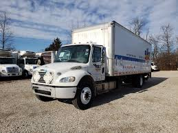 100 Straight Trucks For Sale With Sleeper Miller Used