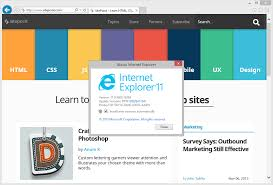 Internet Explorer 11 The Review SitePoint