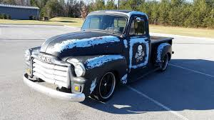 1954 GMC 3100 Rat Rod Hotrod Shop Truck Ls Swap 5.3 Overdrive Trans ...