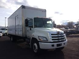 STRAIGHT - BOX TRUCKS FOR SALE